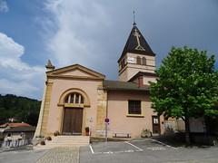 2018-06-09 - Chamelet, Eglise St Barthélémy (1) - Photo of Saint-Appolinaire