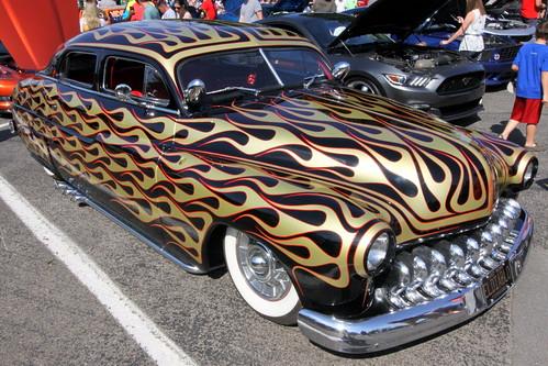 Hot Wheels Legends Tour Nashville: 1950 Mercury Diablo
