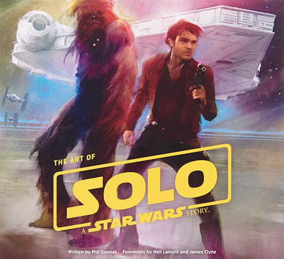 'The Art of Solo: A Star Wars Story' by Phil Szostak (reviewed by Skuldren)