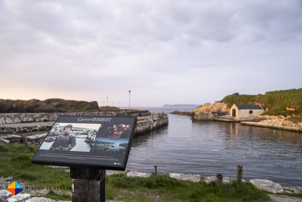 GoT and Ballintoy Harbour