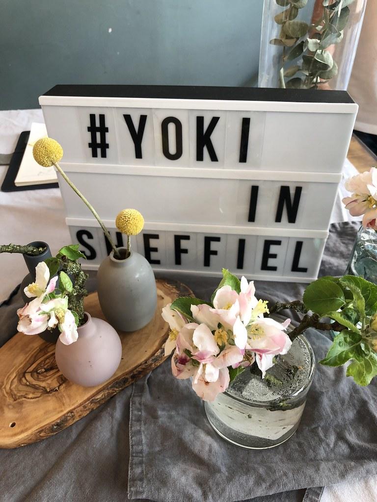 Yoki Sheffield