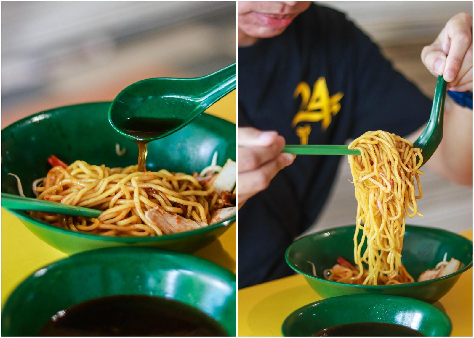 praw noodles add soup