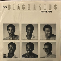 THE BLACKBYRDS:BETTER DAYS(INNER 1)