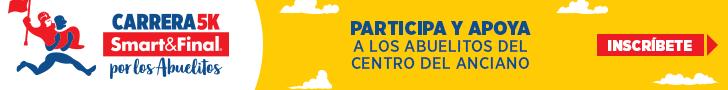 Carrera Smart & Final -Por Los Abuelitos