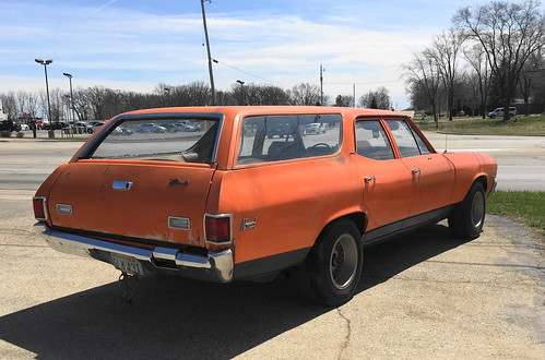 1972 Chevrolet Station Wagon
