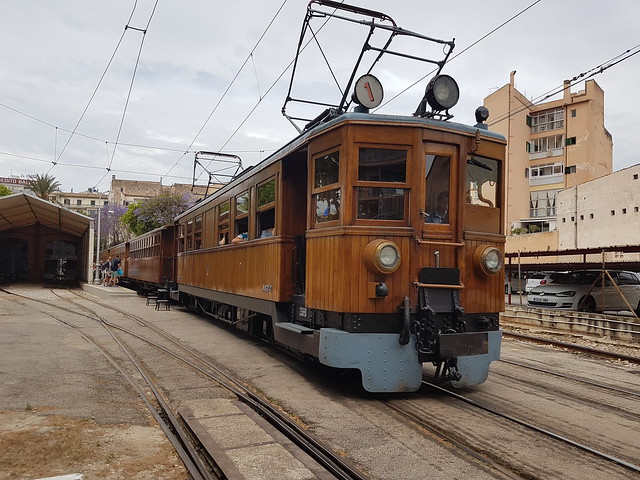 Train Soller à Palma 40981236440_a1ca5d127b_z
