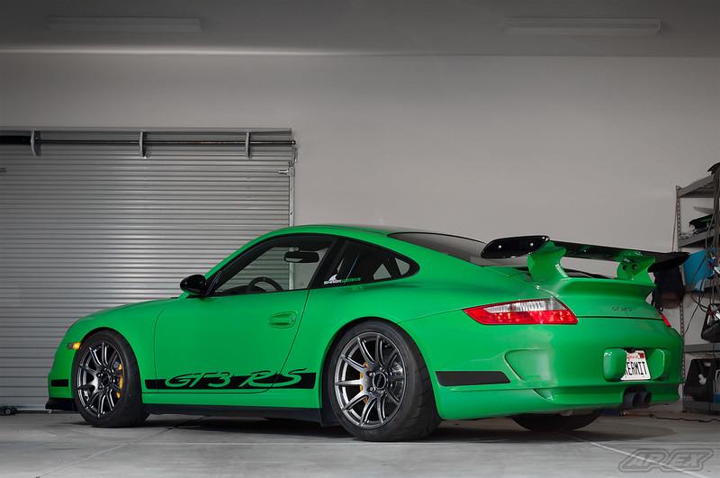 Apex 18 Porsche Wheel Pre Order Group Buy