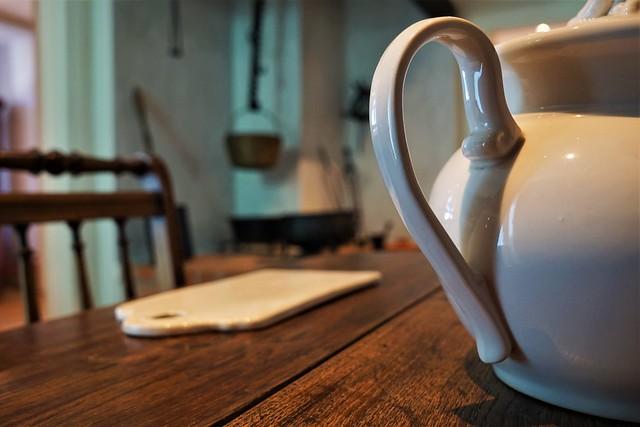 Kaffee trinken, Sony ILCE-6000, Sigma 19mm F2.8 [EX] DN