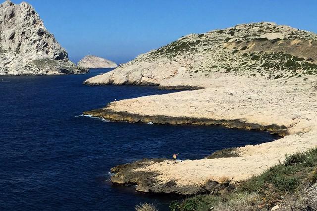 Les Goudes et les pêcheurs Marseille Provence France ☀️🐠