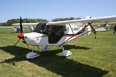 G-MRGT Best Off Skyranger [BMAA/HB/638] Popham 050518