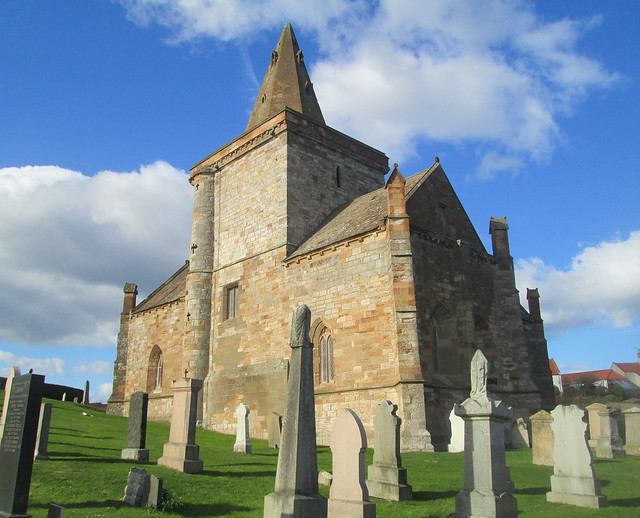 St Monans  Kirk 2