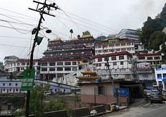 View from Darjeeling Toy Train