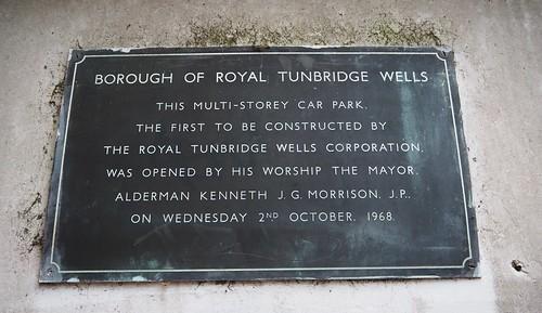 Crescent Road Car Park, Royal Tunbridge Wells, Kent