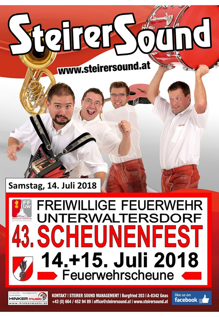 Scheunenfest 2018