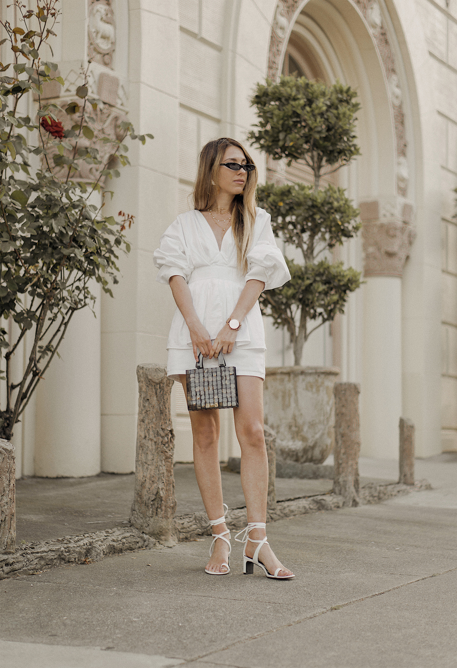 white_outfit_look_ideas_street_style_total_white_Céline_inspired_Ring_Toe_Lace_Up_Sandals_summer_san_francisco_fashion_blogger_bay_area_the_white_ocean_lena_juice_14