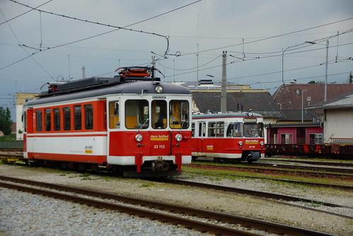 23 112 und 22 236 in Vorchdorf
