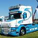BM Transport Ltd Scania T580 03MH8981 Peterborough Truckfest 2018