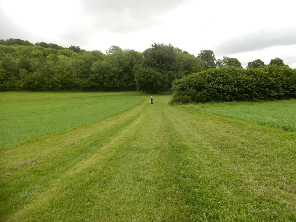 Heading for Bradenham Saunderton Circular via West Wycombe