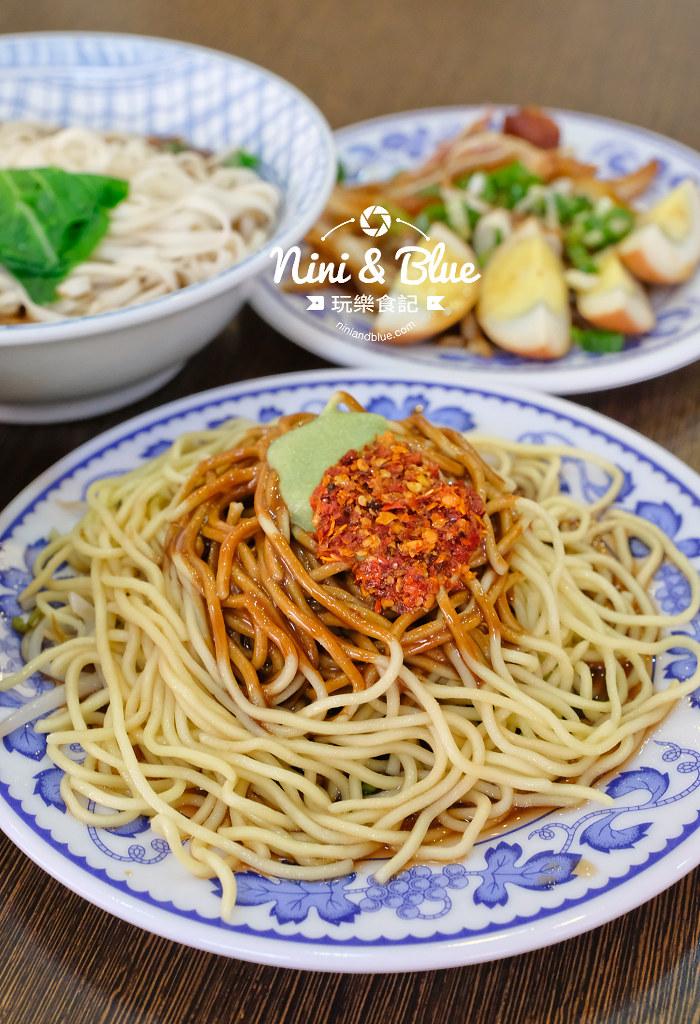 董媽涼麵 台中 科博館 美食11