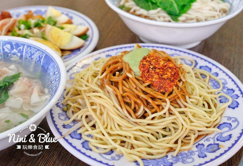 董媽涼麵 台中 科博館 美食09