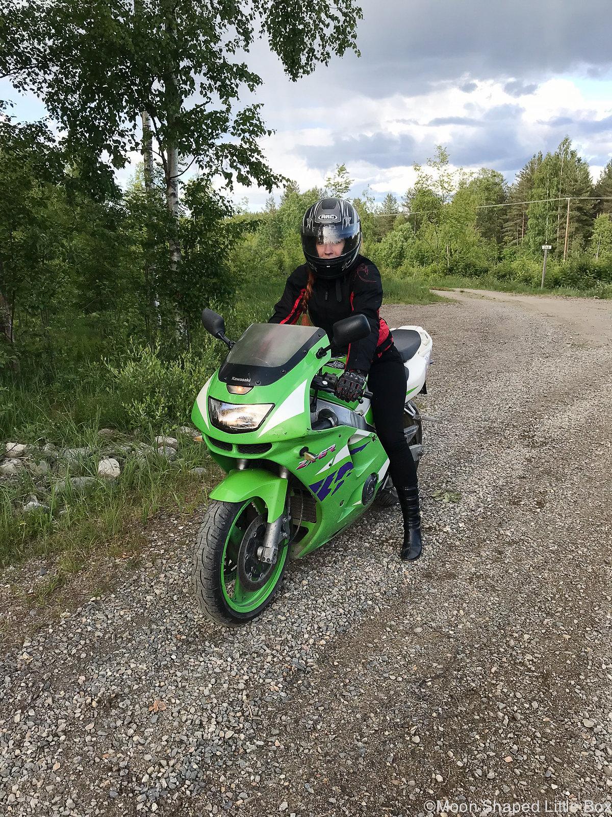 Moottoripyoraily_bikers
