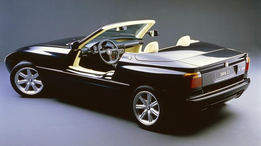 BMW Z1 историја 4