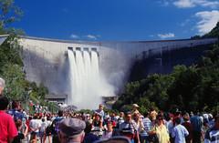 30e anniversaire du barrage de Vouglans