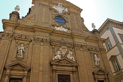 Firenze - Chiesa dei Santi Michele e Gaetano