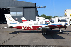 N4170H | Piper PA34-220T Seneca | Private
