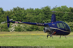 G-TOLY | Robinson R22 Beta | Helicopter and Pilot Services
