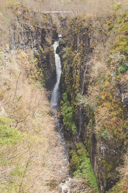 Corrieshalloch Gorge - Scotland 2017