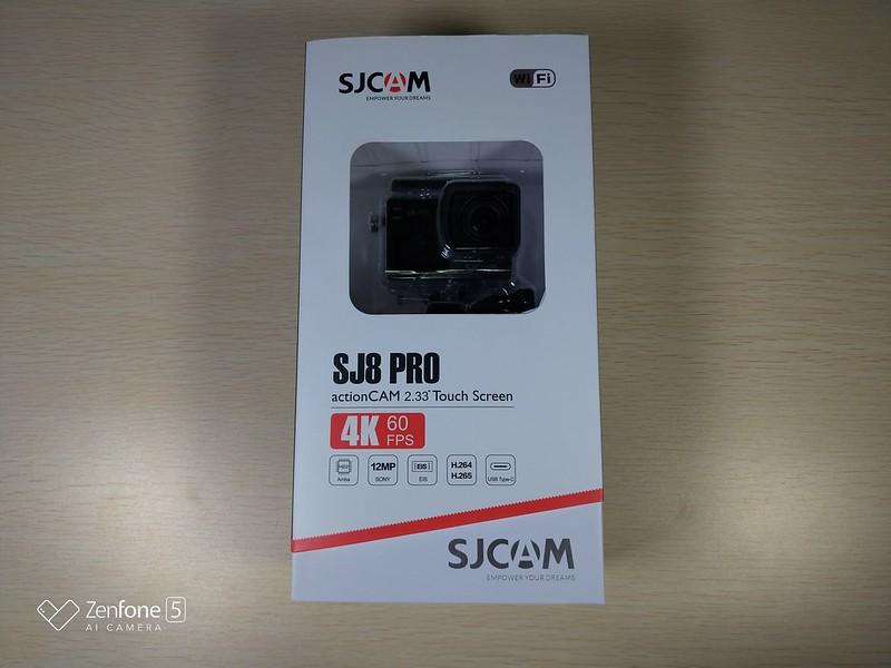 SJCAM SJ8 Pro 開封レビュー (5)