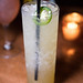 Muy Borracha - Tequila, jalapeno chiles, honey, lemon, chocolate bitters