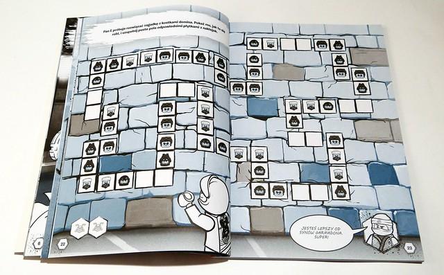 LEGO NINJAGO. 1001 naklejek. Ścigaj się i walcz  (4)