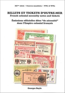 Billets et tickets d'outre-mer book cover