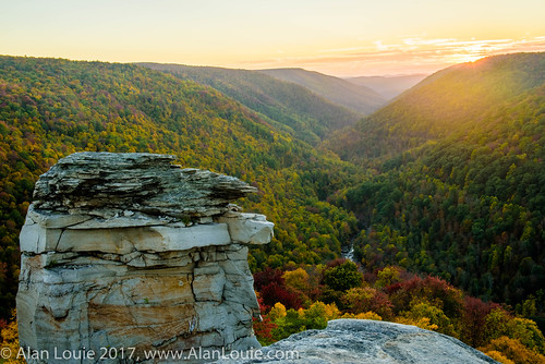 westvirginia blackwaterstatepark landscape sunset fall featuredlandscapes thomas unitedstates us ussoutheast