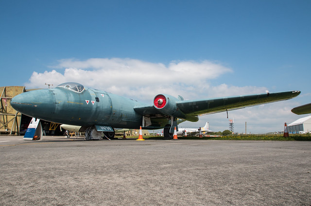 English Electric Canberra T4, Canon EOS 70D, Sigma 10-20mm f/3.5 EX DC HSM