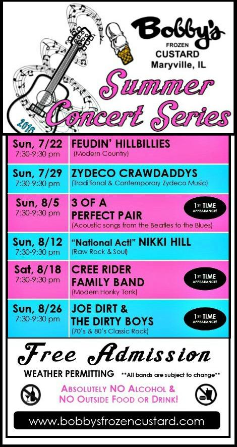 Bobbys_Summer_Concert_Series 7-22-18