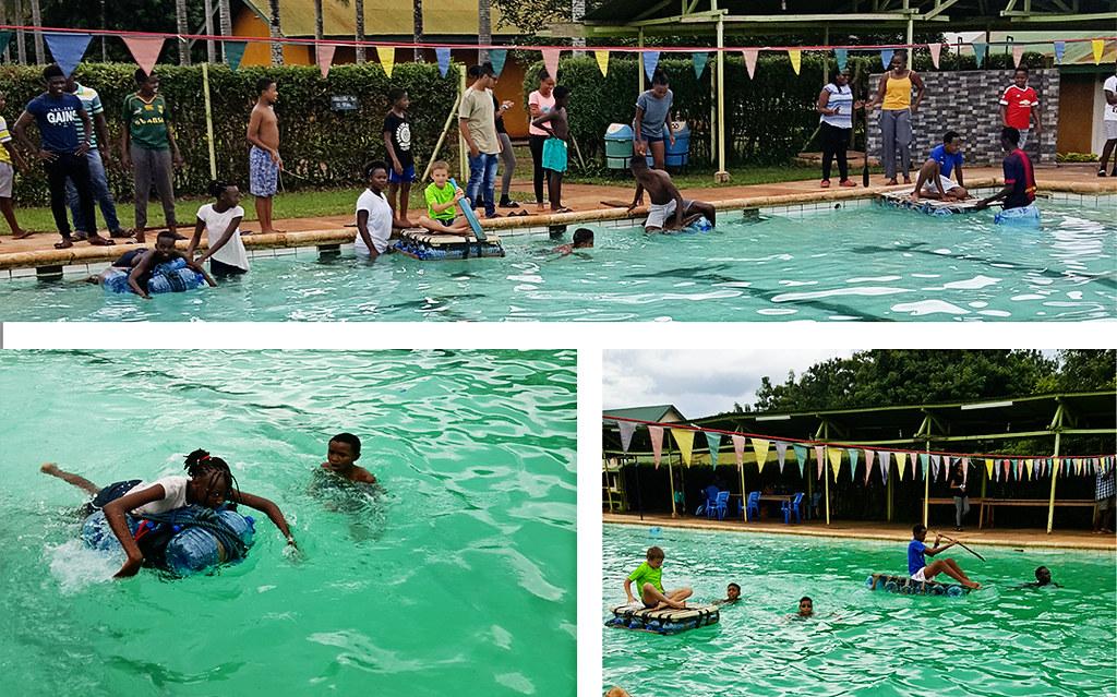 race-rafts
