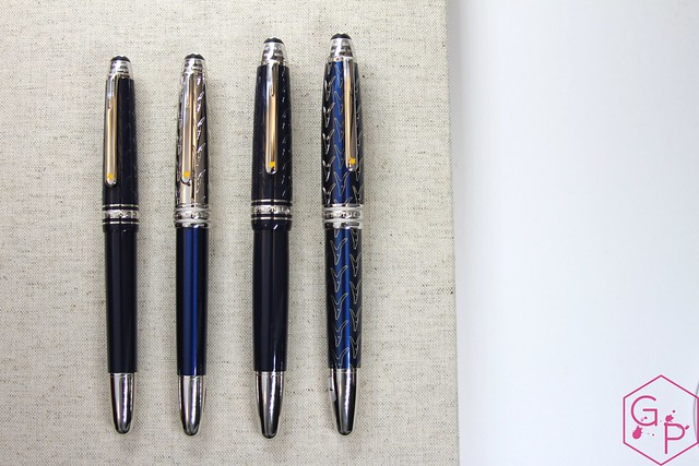 Montblanc Le Petit Prince Fountain Pen Collection Overview @Montblanc_World @AppelboomLaren 95