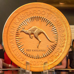 Largest Gold coin in the world