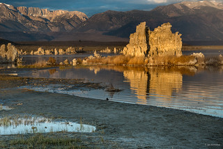 After Sunrise at Mono Lake