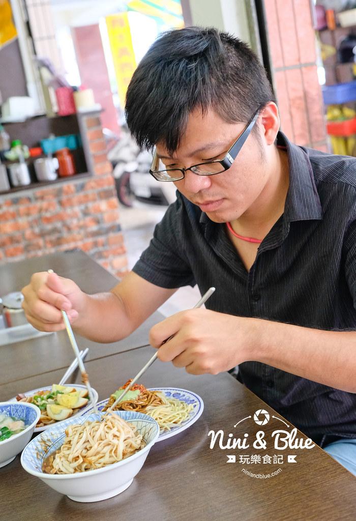 董媽涼麵 台中 科博館 美食15