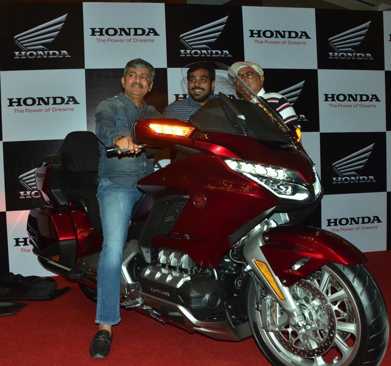 Honda Gold Wing India