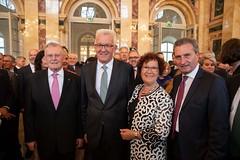 70. Geburtstag von Ministerpräsident Winfried Kretschmann