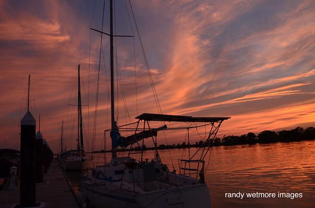 Evening on Pawleys Island, Nikon D7000, AF-S DX Zoom-Nikkor 18-55mm f/3.5-5.6G ED II