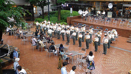 55hiroba コンサート