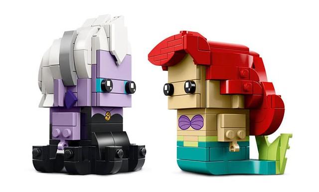 LEGO 41623 BrickHeadz Ariel & Ursula 3