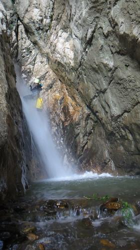 Shushicës canyon, Gjinari, Albania