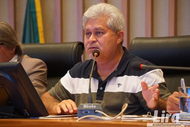 Audiência Pública - Baia dos Carroceiros (08/06/2018)